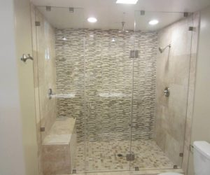 Glass Shower Doors Small Bathroom Remodeling Tips To Maximize Space