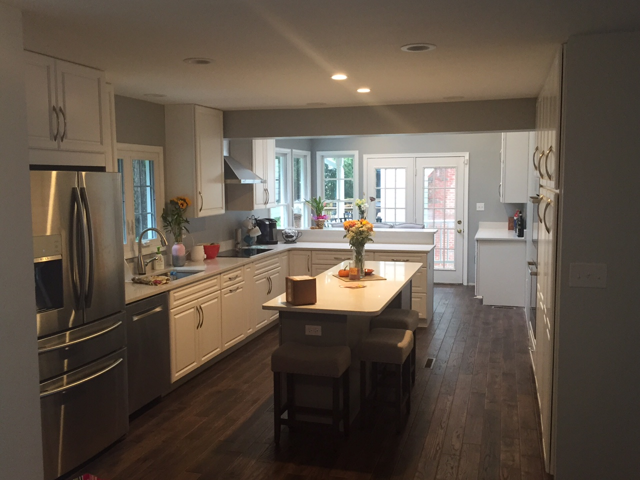 Custom Home Kitchen Remodeling - Bohan Contracting